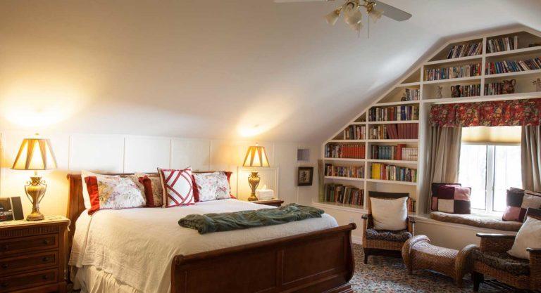 library loft